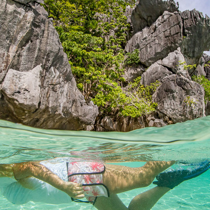 Snorkel at Pabellon island