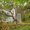 Palawan Under The Stars villa outdoor pergola garden
